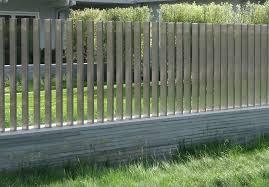 fence design. Delighful Design Modern Fence Landscape Contemporary With  H . Fence Design