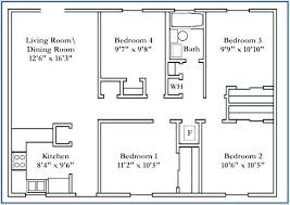 Average Size Of A Bathroom