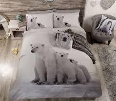 animal quilt duvet cover amp pillowcase bedding bed