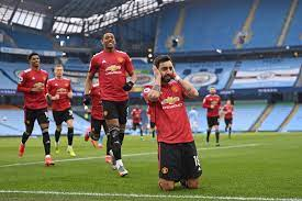 Manchester United ends Manchester City's long winning streak