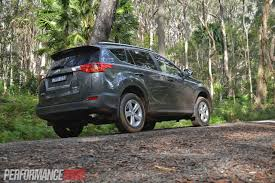 2013 Toyota RAV4 review - Cruiser and GXL | PerformanceDrive