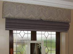 roman blinds with pelmets. Simple With Upholstered Pelmet With Roman Blind We Used A Tiny Houles Bobble Fringe  Detail For Blinds With Pelmets