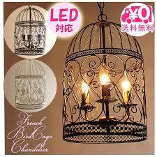 birdcage chandelier french trade lighting ceiling bird cages antique light fixture diy