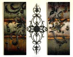 discover tuscan metal wall art decorating ideas