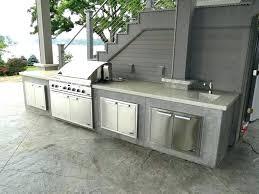 how to make an outdoor concrete countertop concrete outdoor concrete countertops outdoor concrete countertop mix