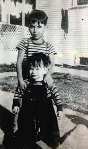 ritchie valens brother bob morales and rosie. Bob Morales And His Little Brother Ritchie Courtesy Connie Intended Valens Rosie