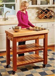 portable kitchen island table. Portable Kitchen Island Plans Table T