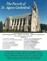 parish of st agnes cathedral