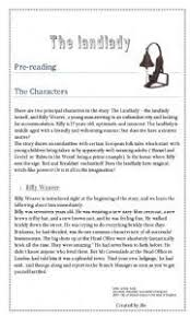 best landlady images roald dahl short stories english teaching worksheets the landlady roald dahl