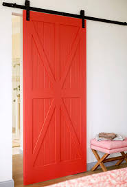 red sliding barn door. 100 Barn Door Red The Sliding Shutters