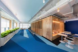 company office design. the beach showing digitaloceanu0027s oceanblue carpet company office design