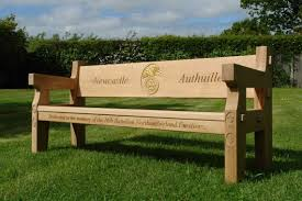 the newcastle battalion memorial project memorial bench