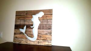 wall art wooden outstanding wooden mermaid wall decor handcrafted wooden pallet mermaid wall art wooden mermaid wall art