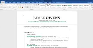 Microsoft Releases LinkedInPowered Resume Building Assistant For Word Extraordinary Linked In Resume