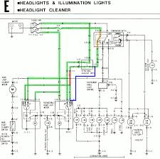headlight retract issue bad wiring? searched and researched 1988 mazda rx7 repair manual pdf at Rx7 Wiring Diagram