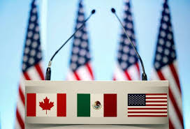 Mexico Trade New - And United States Agreement Between Focus Canada A Free Just