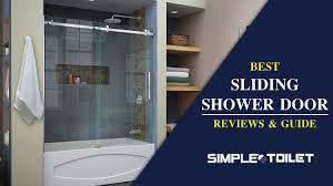 best sliding shower door