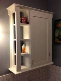 Modern Bathroom Wall Cabinets Ideas Cabinet O Intended Perfect Design