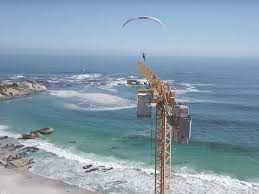 the coolest paragliding you will