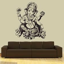 Small Picture Wall Decal Vinyl Sticker Decals Art Decor Design Elephant Ganesh