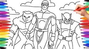 When a mutant group known as the morlocks are massacred in beware, you are proposing to add brand new pages to the wiki along with your edits. X Men Wolverine X Men Coloring Pages Wolverine Coloring Pages Coloring Videos Youtube