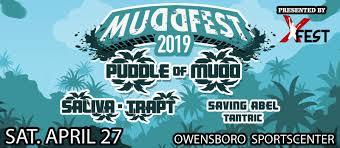 Owensboro Sportscenter Concert Seating Chart Muddfest 2019 Presented By X Fest Owensboro Sportscenter