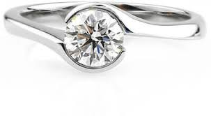 cremation diamond ring