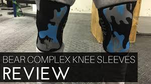 Bear Komplex Grips Size Chart Bear Komplex Knee Sleeves Review