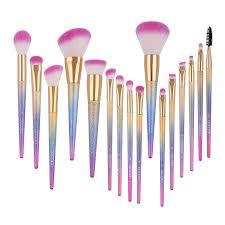 eyebrow brushes. docolor 16pcs makeup brushes fantasy make up set foundation eyebrow concealer eyeshadow kits