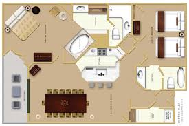 Orlando Hotel 2 Bedroom Suites Collection 2 Bedroom Suite With Kitchen In Orlando Pictures