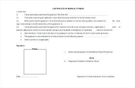 Free Fake Medical Certificate Template Doctors Note Doctor