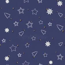 Gute Nacht Sterne Musterdesign Mit Niedlichen Mond