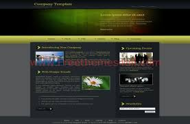 Css Website Templates Delectable Web Templates Css And Jquery Download