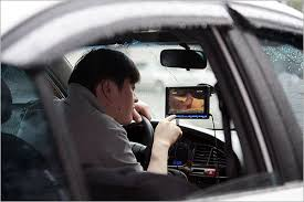 tv in car. japanese drivers enjoy tv on gps navigation screens despite obvious dangers - the japan daily press tv in car