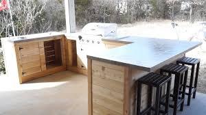 Rustic Outdoor Kitchens Rustic Outdoor Kitchen Entrancing Diy Outdoor Kitchen Home