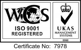 We Are Now Iso 9001 2015 Certified
