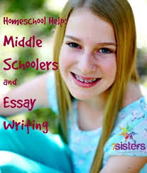 best essay writing ideas essay writing tips  middle school essay writing help 7sistershomeschool com