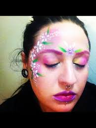 create a face painting in under 5 minutes using face