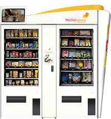 Baby Vending Machine Stunning WeGoBabies Coming Soon