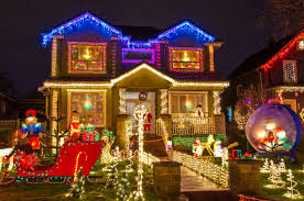 28 amazing outdoor christmas decorations