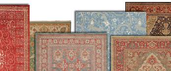 look at all these gorgeous rugs