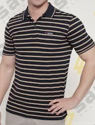 Мужские футболки <b>поло SAMO</b> в полоску
