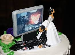 Spectacular Funny Wedding Cake Toppers Pertaining To 12 Funniest