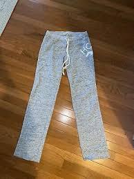 Hollister California Bettys Gray Top Shirt Womens Size Small