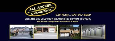 access garage doorsAccess Garage Door in Newton NJ