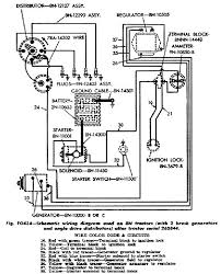 ford tractors discussion board re n ford wiring schematic mid 50 to 52 8n wiring