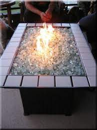 how to build a propane fire pit diy
