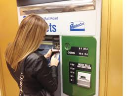 Metrocard Vending Machine Locations Delectable Four Arrested In MTA Train Ticket Vending Machine Scam Norwalk CT