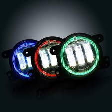 GENSSI 80W LED Reverse Backup Light Bulbs For Jeep Wrangler JK
