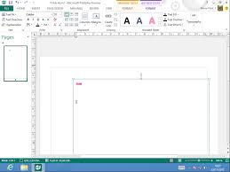 Microsoft Publisher Format Microsoft Publisher 2013 Download